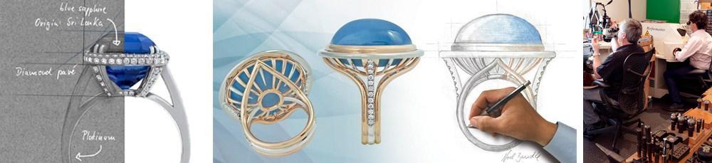Silverhorn Jewelers Custom Design