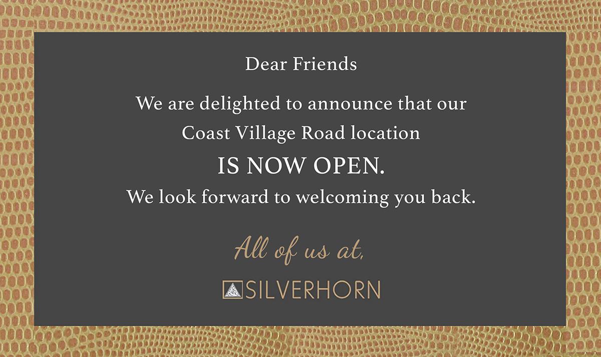 Silverhorn Jewelers, Coast Village Road, Montecito