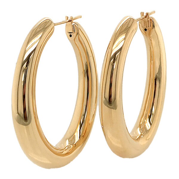 Silverhorn Jewelers 18k gold earrings