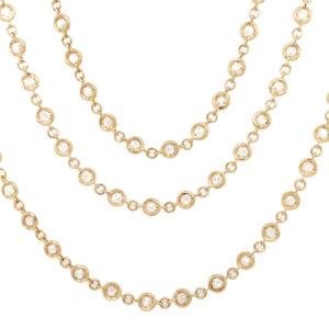 Silverhorn jewelers diamond chain