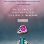 The 10 Building Blocks For Your Jewelry Wardrobe from Silverhorn Jewelers